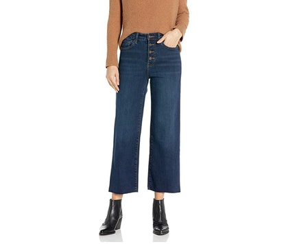 Goodthreads Cropped Wide Leg Jeans