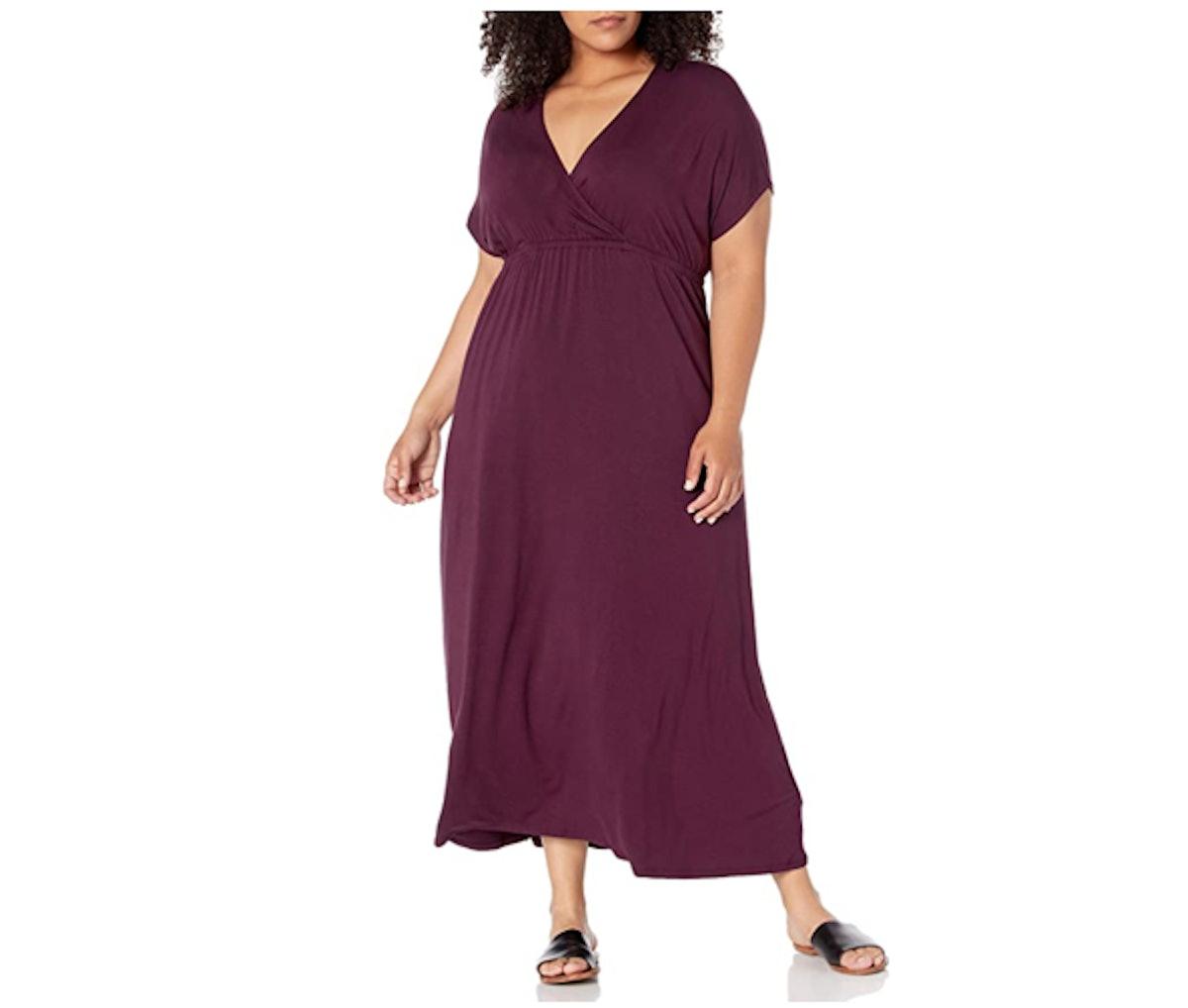 Amazon Essentials Plus Size Maxi Dress