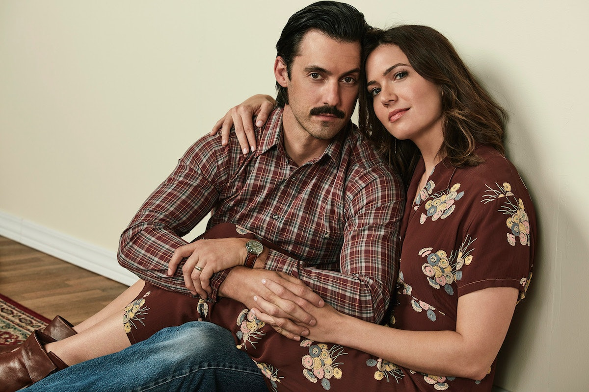 """This """"This Is Us"""" look is one of the cheap Halloween 2020 couple's costumes you can buy on Amazon."""