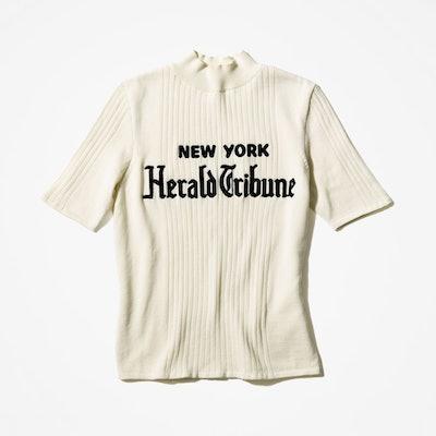 Herald Tribune Knit Shirt
