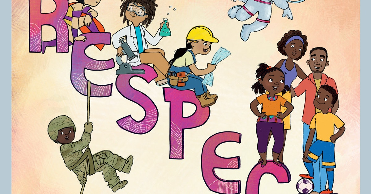 """Classic Songs Like """"Respect"""" & """"We Got The Beat"""" Come To Life In These Picture Books"""