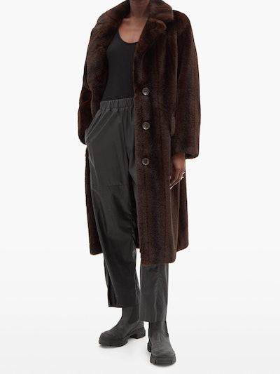 Theresa Faux Fur Coat