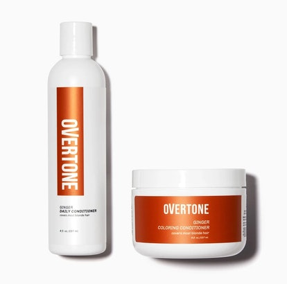 oVertone Ginger Healthy Color Duo