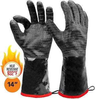 Heatsistance Heat-Resistant BBQ Gloves