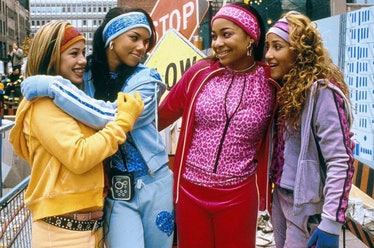 'The Cheetah Girls' from the Disney Channel Halloween costume
