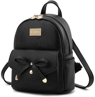 LCFUN Leather Backpack