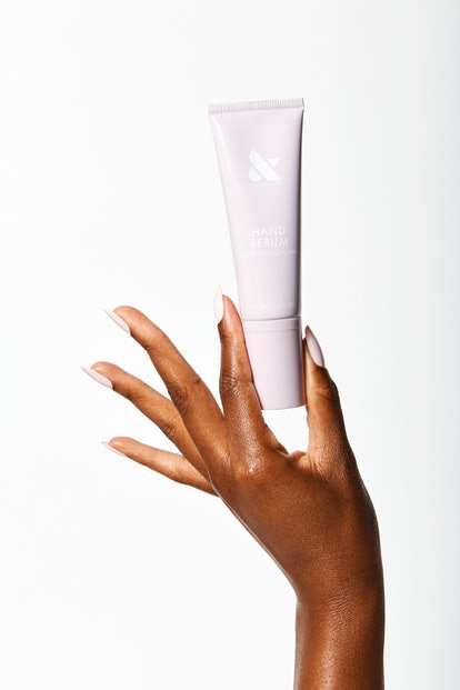 While you can use it, Hand Serum doesn't need require extra moisturizer on top of it.