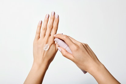 Hand Serum also has hyaluronic acid to keep skin ultra hydrated.