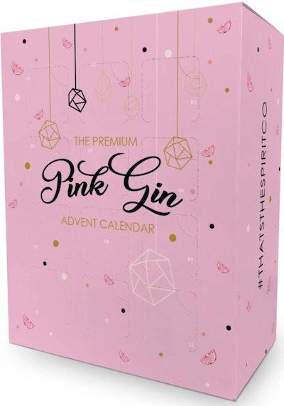 Pink Gin Advent Calendar