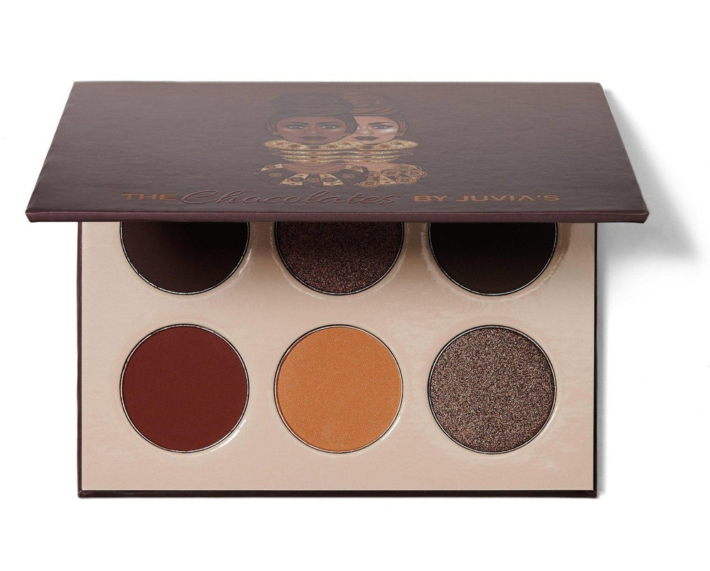Juvia's Place The Chocolates Eyeshadow Palette