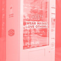 Face mask vending machines are becoming a reality in the U.S.