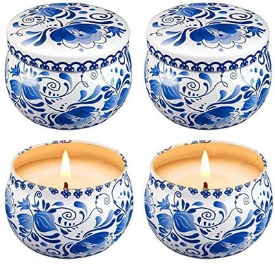 Airvibe Citronella Candles (4-Pack)