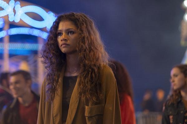 Zendaya in HBO's 'Euphoria'