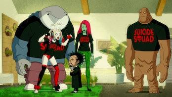 Harley Quinn animated Season 3