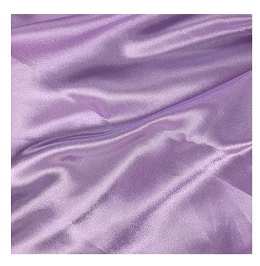 Lavender Satin Fabric