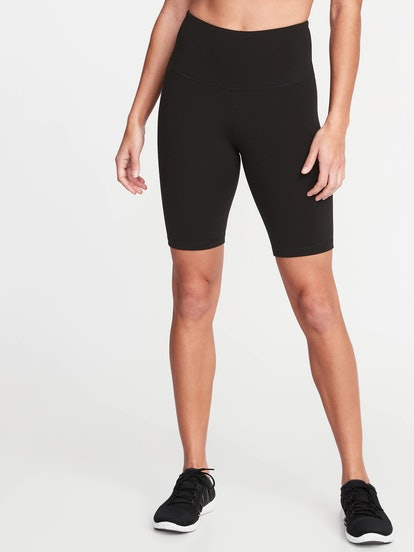 Old Navy High-Waisted Elevate Compression Bermuda Shorts For Women