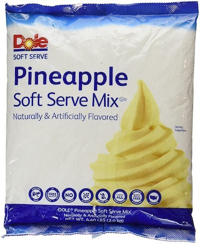 Dole Soft Serve Mix