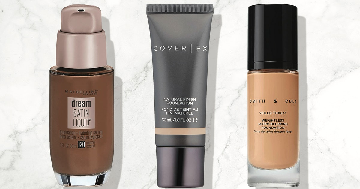 5 Amped-Up Foundations For Dry Skin That Provide More Than Just Coverage