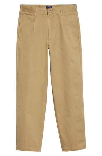 Noah Pleated Chino Pants