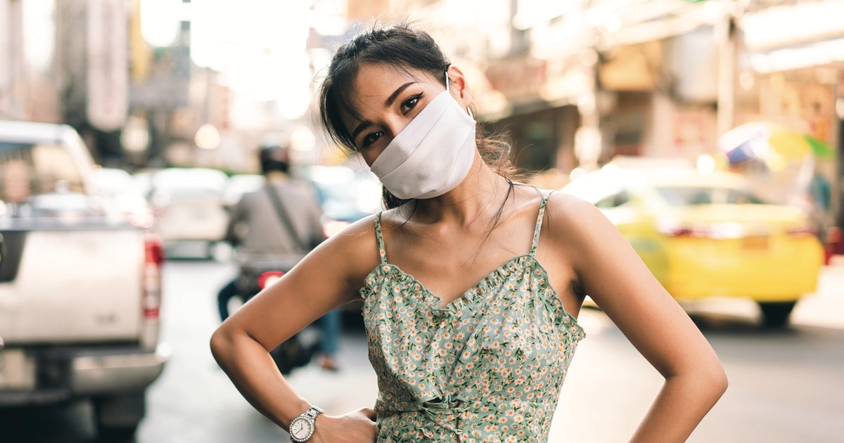 These 6 Breathable Face Masks Are Actually Comfortable In Hot Weather