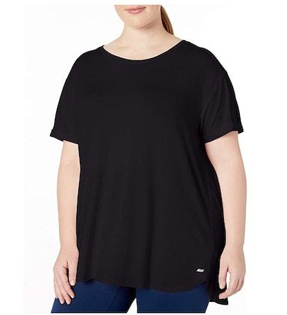Amazon Essentials Women's Plus Size Relaxed-fit Crewneck T-Shirt