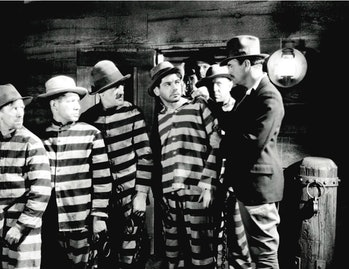 Paul Muni in I Am a Fugitive From a Chain Gang