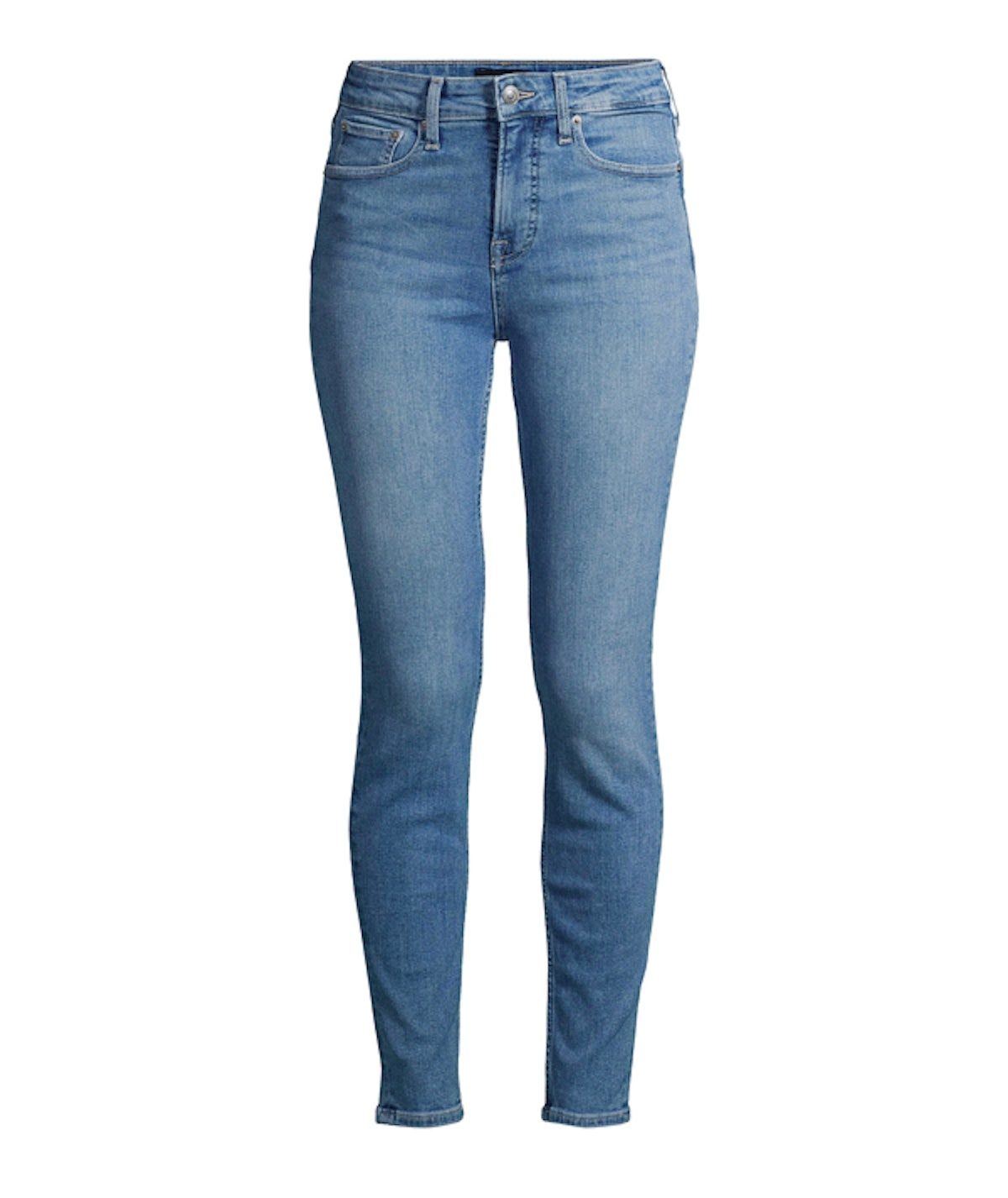 Essential High-Rise Skinny Jeans