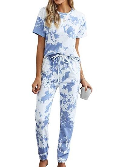 KIRUNDO Two Piece Pajamas Set
