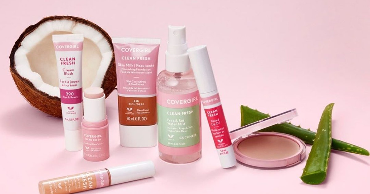 COVERGIRL Expanded Its Clean Fresh Line For Fall — & Everything's Under $15