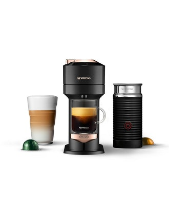 Nespresso by De'Longhi Vertuo Next Premium Coffee & Espresso Maker bundle