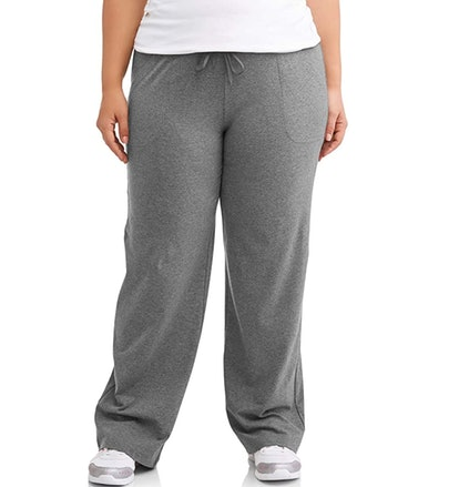 Athletic Works Women's Plus-Size Workout Pant