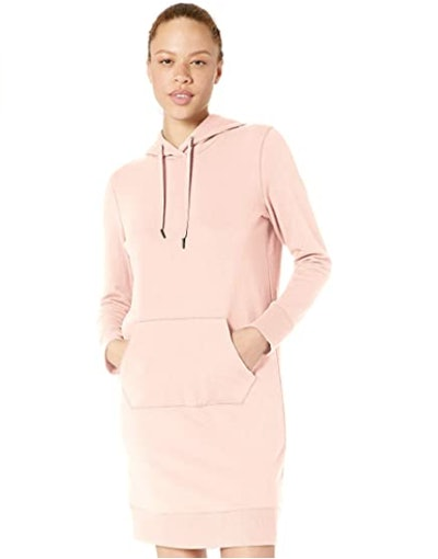 Core 10 Terry Fleece Sweatshirt Dress