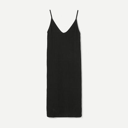 The Japanese GoWeave Slip Dress