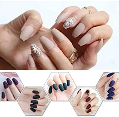 editTime Acrylic Nails Tips