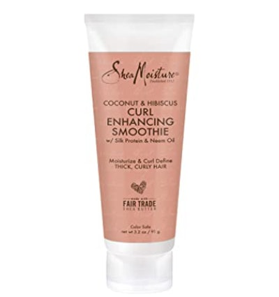 SheaMoisture Coconut & Hibiscus Curl Enhancing Smoothie