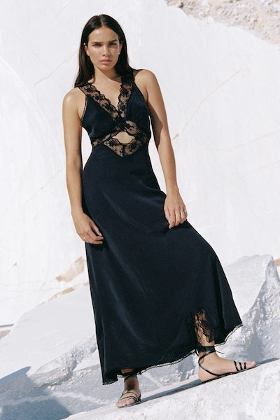 Aries Cut Out Dress
