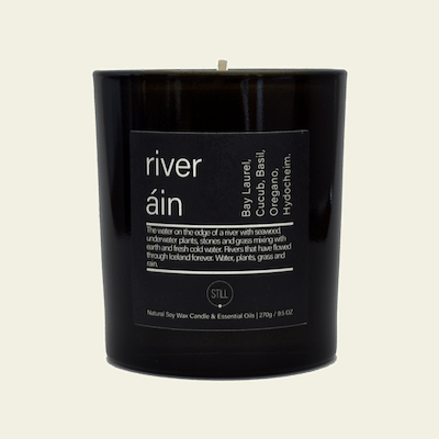 River / Ain Candle