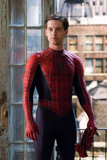 Tobey Maguire defined Spiderman for a generation.