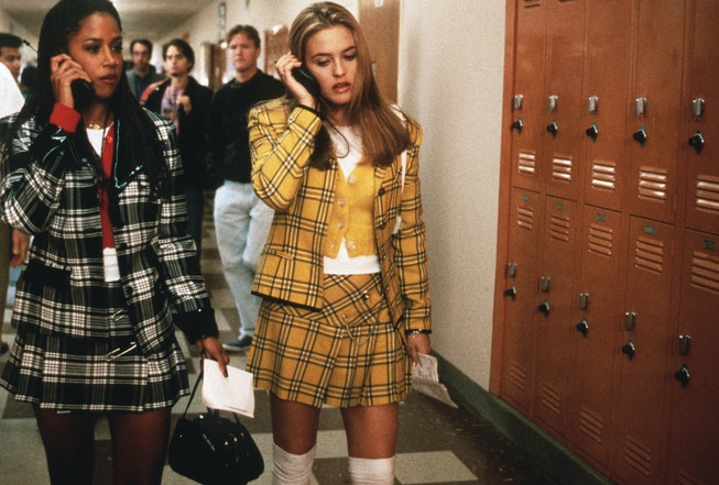 Stacey Dash and Alicia Silverstone in 1995's Clueless.