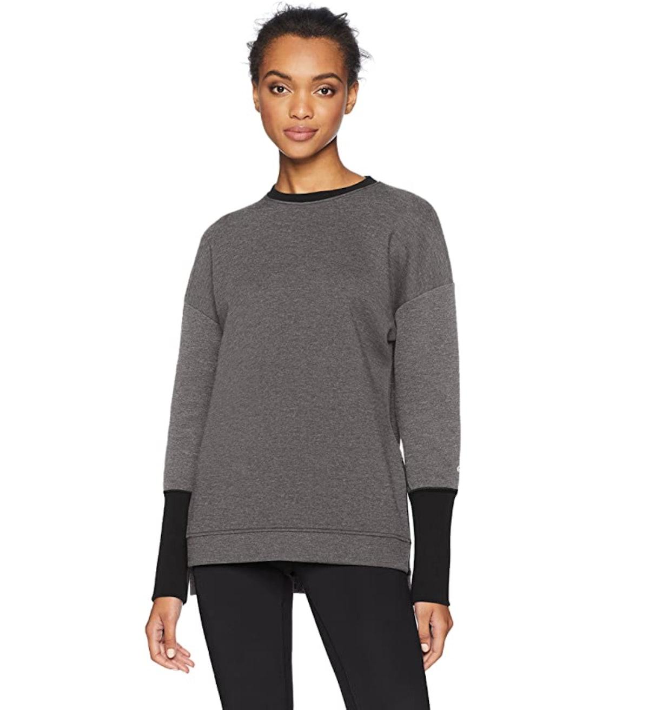 Core 10 Women's Motion Tech Fleece Sweatshirt