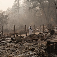 Water contamination after wildfires — what the public should know