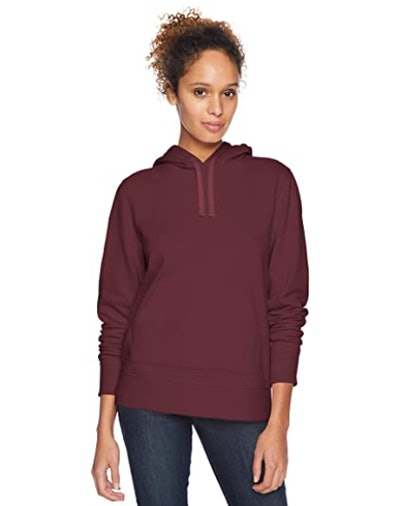 Amazon Essentials French Terry Fleece Pullover Hoodie