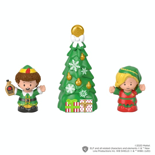 fisher-price elf little people