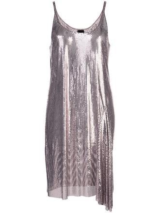 Sleeveless Chainmail Dress