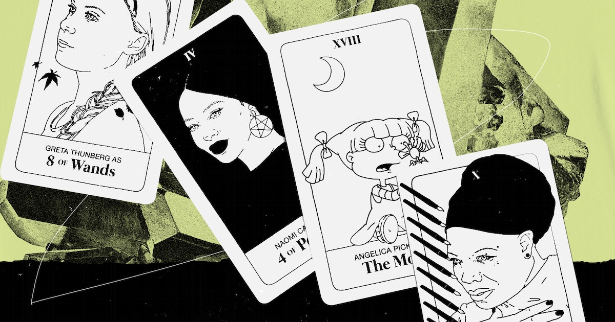 How Queer and POC Communities Are Taking Back Tarot, From The Cards To The Readings