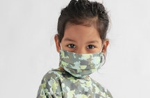 affordable and comfortable face masks for kids from Sanctuary
