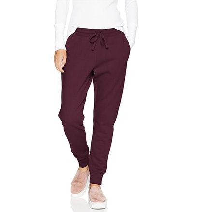 Amazon Essentials Women's French Terry Fleece Jogger