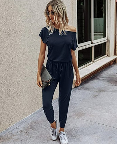 PRETTYGARDEN Off Shoulder Romper