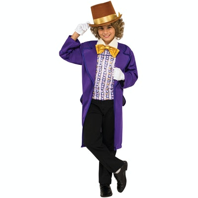 Willy Wonka Halloween Costume