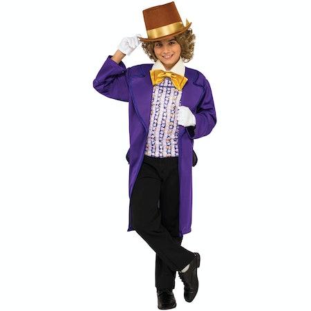 Willy Wonka Halloween Costume